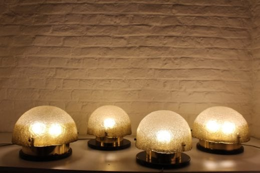 "Lampes ""champignon"""