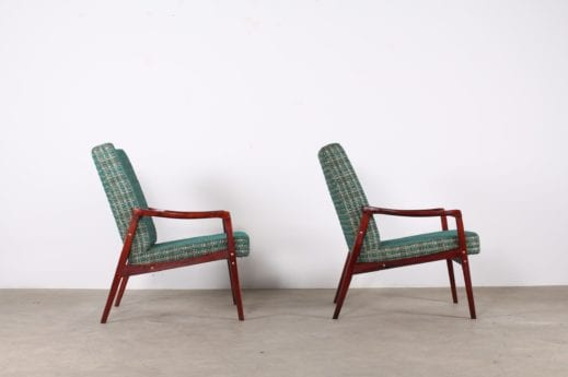 Paire de fauteuil 1950