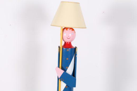 """Lampe """"soldat"""" - Suzanne Bonnichon"""