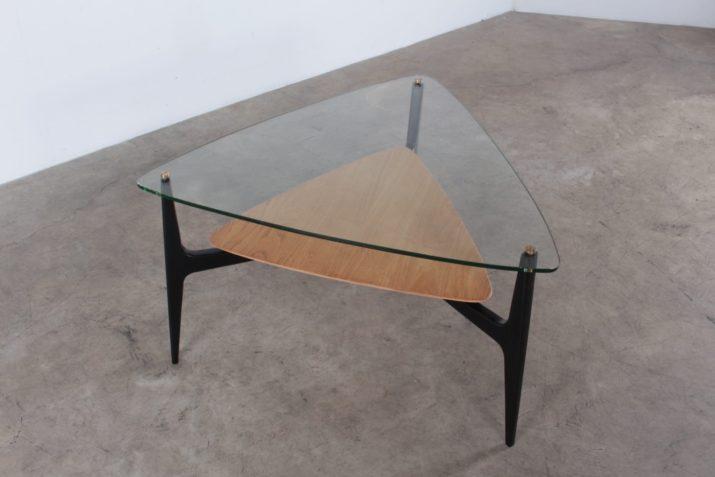 Rare table basse Alfred Hendrickx