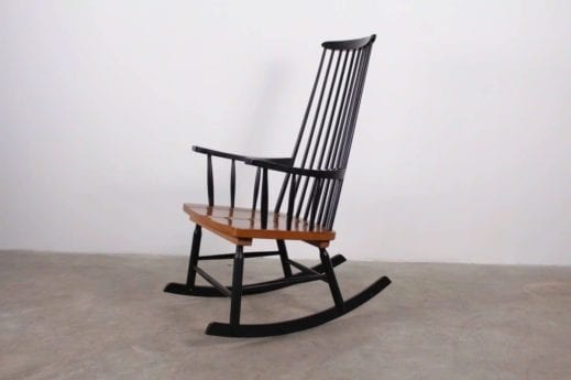 Rocking chair Scandinave - Style Tapiovaara