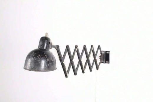 Lampe d'atelier vers 1950