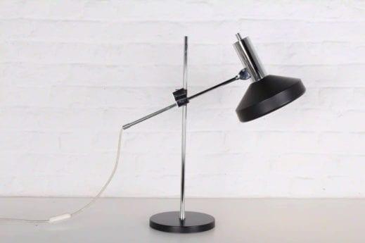 Lampe d'architecte - attribué à J. Hoogervorst / Anvia