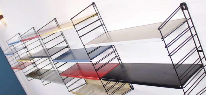 """Etagère murale modulable """"TOMADO"""""""