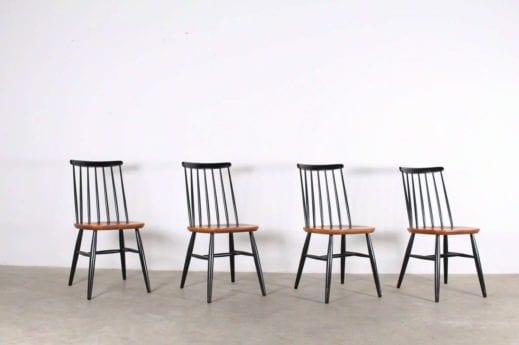 """4 chaises """"Fanett"""""""