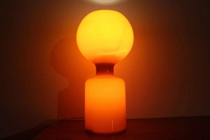 Lampe Philips 1970