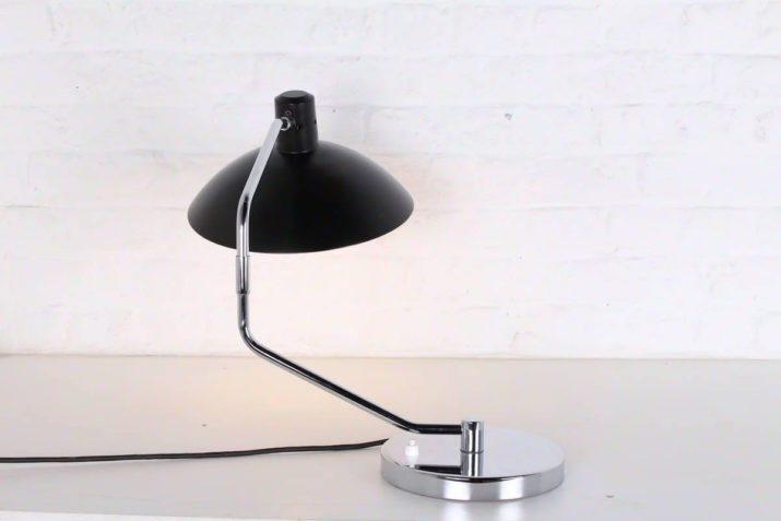 "Lampe ""modèle n°8"" - Clay Michie pour Knoll International"
