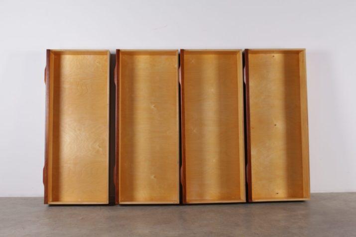 Commode danoise 4 tiroirs