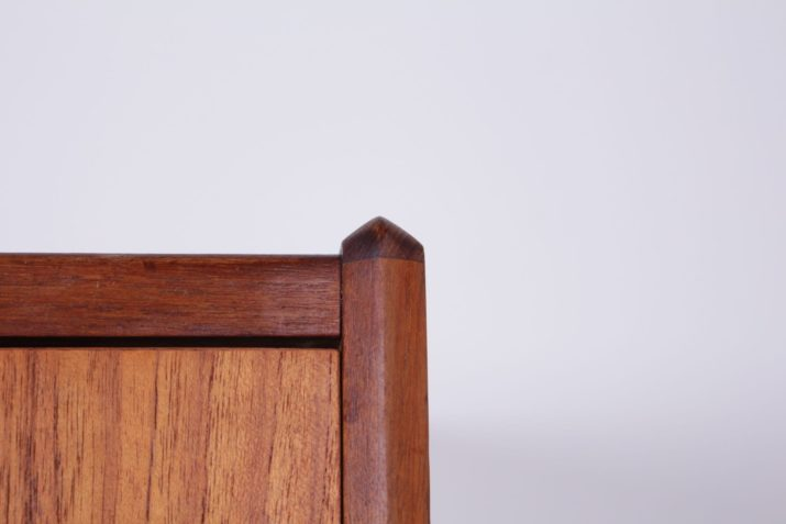 Commode danoise 6 tiroirs