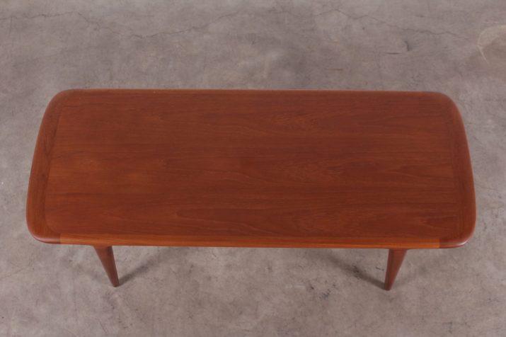 Table basse danoise