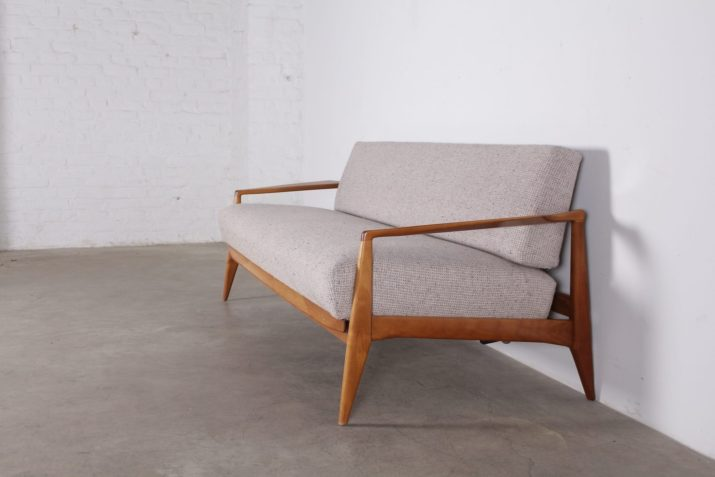 """Canapé scandinave convertible """"daybed"""""""