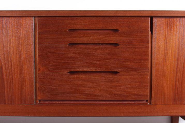 Sideboard Henning Kjaernulf, meuble de milieu.