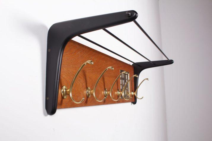 "Porte manteau ""Boomerang"" style Hendrickx"