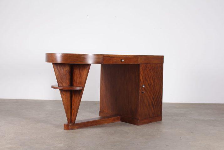 Bureau de dame Art Deco moderniste
