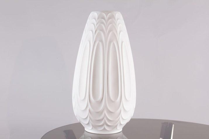 Grand vase en céramique allemagne 1970 design vintage space age à Liège
