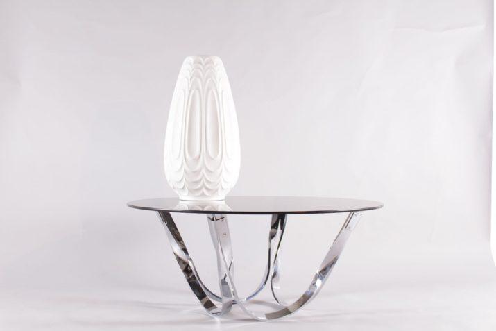 Important vase Manufacture Heinrich