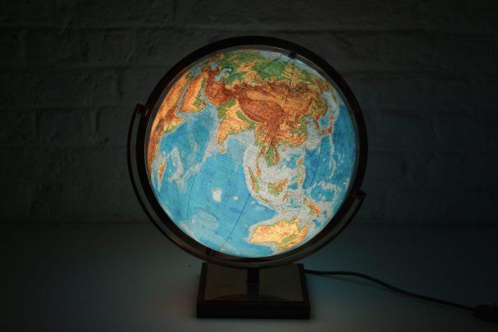 Globe lumineux DUO Paul Oestergaard
