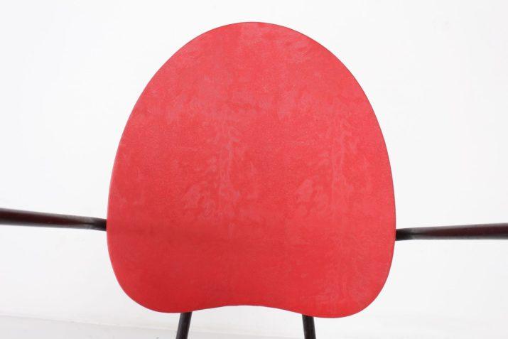 4 chaises Jacques Hitier