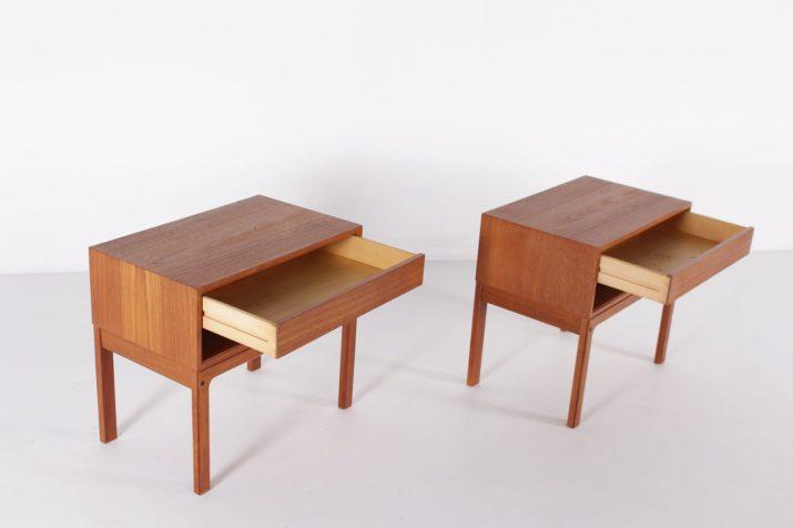 Bouts de canapé - Tables de nuits scandinaves