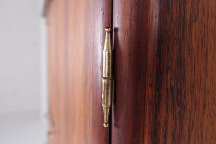 Bar Cabinet en palissandre