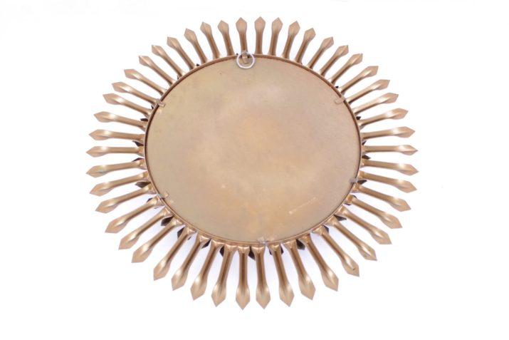 Miroir soleil en Métal Chaty Vallauris