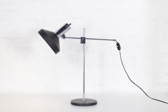 Lampe articulée Bünte & Remmler (BuR)