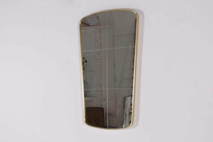 Grand miroir années 60