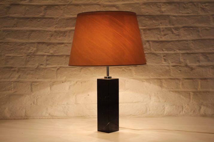 Lampe en marbre Florence Knoll