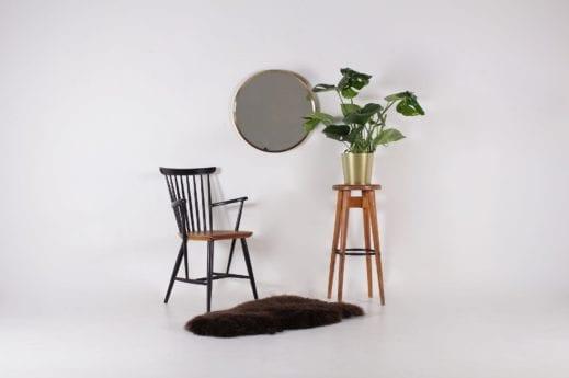 Miroir rond Vereinigte Werkstätten