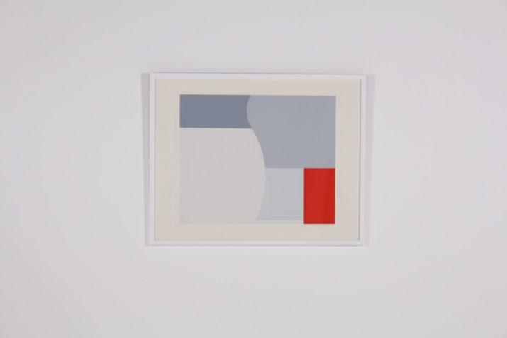 Henryk STAZEWSKI, lithographie, épreuve d'artiste.
