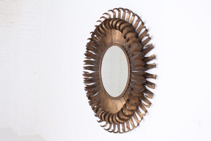Important miroir soleil