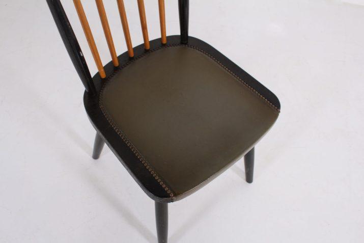 Bureau et sa chaise 1950