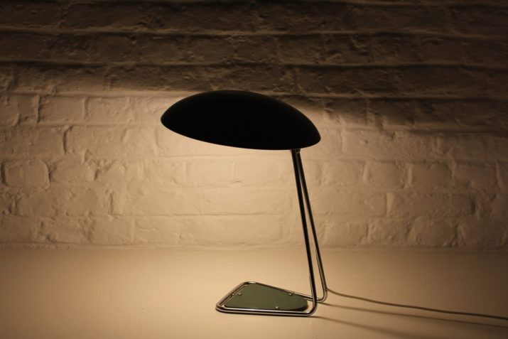 """Rare lampe Kaiser Dell """"6763"""""""