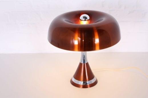 Lampe à poser 1970 double allumage