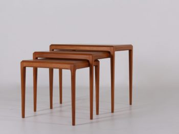 Tables gigognes Johannes Andersen