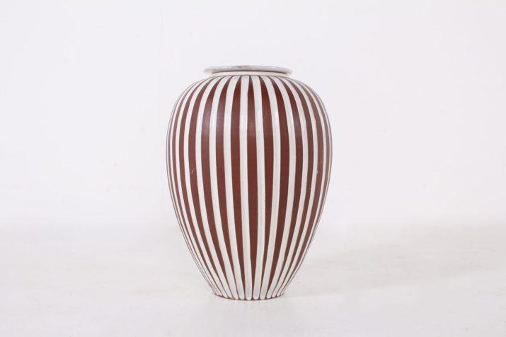 Grand vase terracota