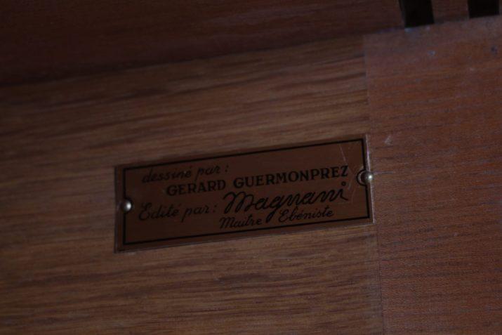 Enfilade Ermenonville, Gérard Guermonprez