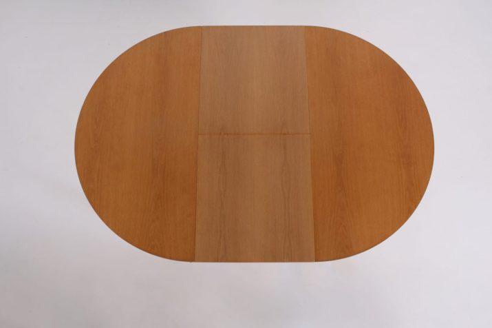 Table ronde à allonge Pastoe