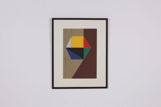 Mauro Reggiani, lithographie, épreuve d'artiste