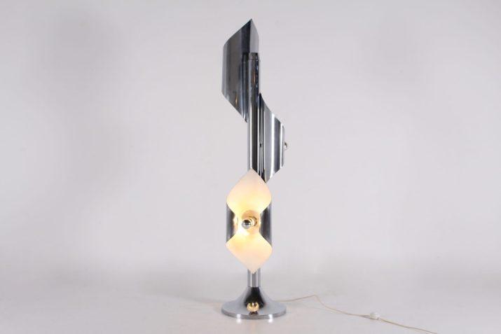 Lampadaire 3 feux, 1970