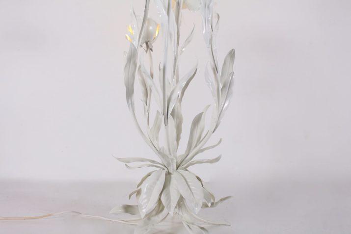 Lampadaire fleurs Hans Kögl
