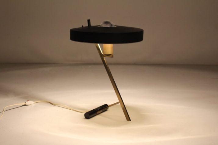 """Louis Kalff pour Philips, lampe """"Z"""" (option)"""