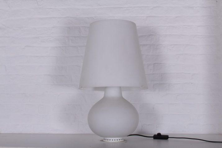"""Max Ingrand: Lampe Grand Opale """"1853"""""""