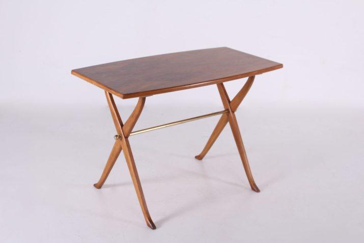Table d'appoint néoclassique années 40/50
