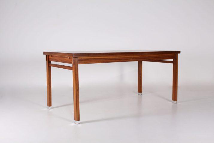 Table à allonges Pieter de Bruyne en zebrano