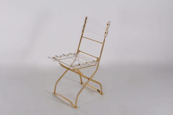 Chaise pliante Galerie Maison & Jardin Paris