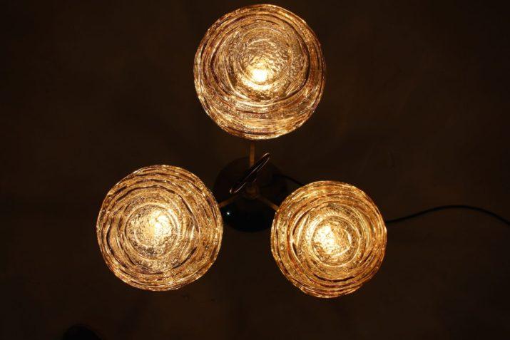 Lampe à poser 3 feux