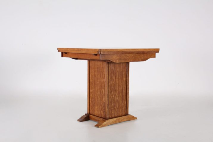 Table à secret, années 40.