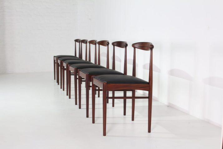 6 chaises att. Belform