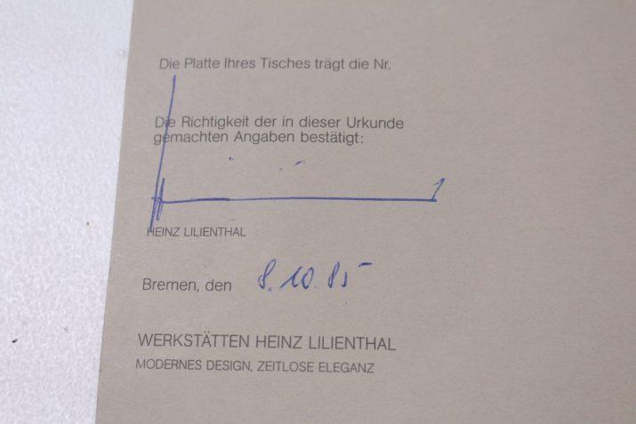 Heinz Lilienthal: Merveille du Désert